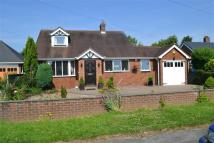 Detached Bungalow in Roe Lane, Westlands...