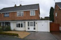 3 bedroom semi detached home in Earlsbrook Drive...