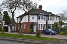 3 bed semi detached property for sale in Pilkington Avenue...