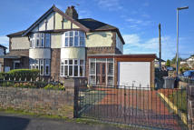semi detached house for sale in Basford Park Road...