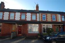 Hewitt Street Terraced property to rent