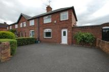 3 bedroom End of Terrace house to rent in Neville Road, Chester
