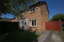 semi detached house to rent in Apple Tree Grove...