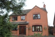 Detached home in Stonepit Lane, Inkberrow...