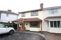 semi detached home in Linthurst Newtown...