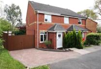 2 bed semi detached home to rent in Ambergate Close...