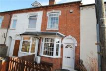 Terraced home in Prospect Road North...