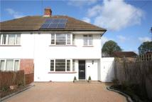 Warminster Road semi detached house for sale