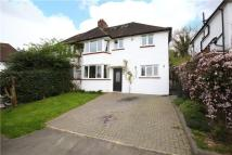 semi detached property in High View Close, London