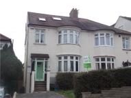 semi detached home in Howden Road...