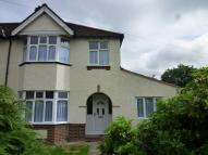 5 bed semi detached property in Eden Park Avenue...