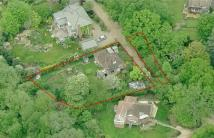 Detached Bungalow for sale in Beaucroft Lane, Colehill...