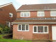 3 bedroom semi detached home in Heol Castell Coety...