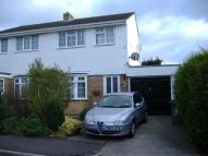 107 Highfields semi detached property to rent