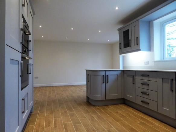 Kitchen/Dining/Sitting Room