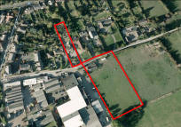 Detached property for sale in Barwell, LE9