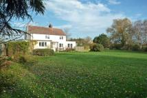 Detached house for sale in Town Drove, Quadring...