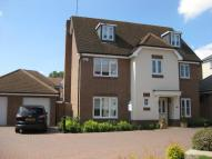 5 bed Detached house to rent in PEKELOND, Hook, RG27