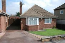 Detached Bungalow in Bowhill Kettering