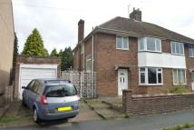 3 bed semi detached house in Crispin Street, Rothwell