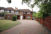 Detached home in Manor Road, Chigwell