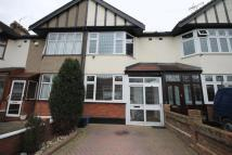Terraced home for sale in Uplands Road...