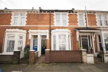 Terraced property in Telephone Road...