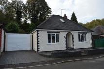 Detached Bungalow in Chapel Road, Jackfield...