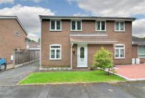 3 bed semi detached home for sale in Spruce Drive, Leegomery...