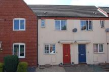 Terraced home for sale in Cramswell Close...