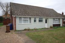 2 bed Bungalow to rent in West Drive, Mildenhall...