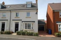 4 bed Town House in Plantation Way...