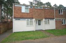 3 bedroom End of Terrace house to rent in Clare Close, Mildenhall...