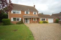 5 bed Detached house in The Paddocks, Worlington...