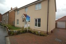 4 bedroom new house in Rosehip Avenue...