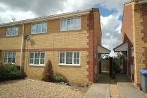 2 bedroom semi detached property to rent in Harrier Way, Beck Row...