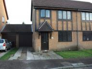3 bed semi detached property in Curlew Close, Lakenheath...