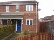 2 bed semi detached house to rent in Charles Melrose Close...