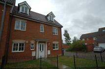 Tottington Close Town House to rent