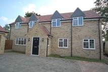 new home in Dove Close, Lakenheath...