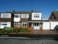 semi detached property for sale in Grange Avenue, Penkridge...