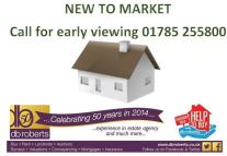3 bed Detached home for sale in Burton Manor Road...