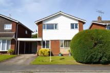 Detached home for sale in Chestnut Close...