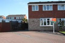 3 bed semi detached home for sale in Woodleyes Crescent...