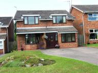 4 bedroom Detached house in Hillside Drive...