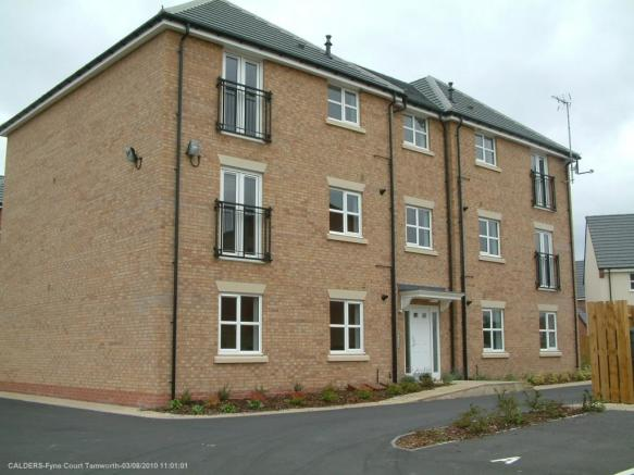2 Bedroom Apartment For Sale In Fyne Court And Carron Court Marlborough Park Lyon Drive