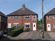 2 bedroom semi detached property in Tamworth Road, Dosthill...