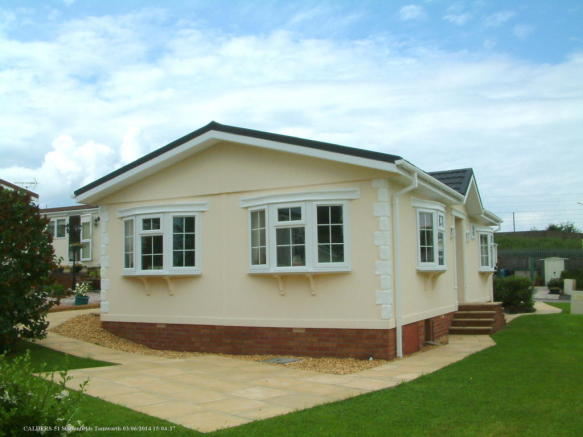 2 bedroom park home for sale in stationfields tamworth b79 b79