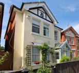 Detached house in Colville Road, Boscombe...