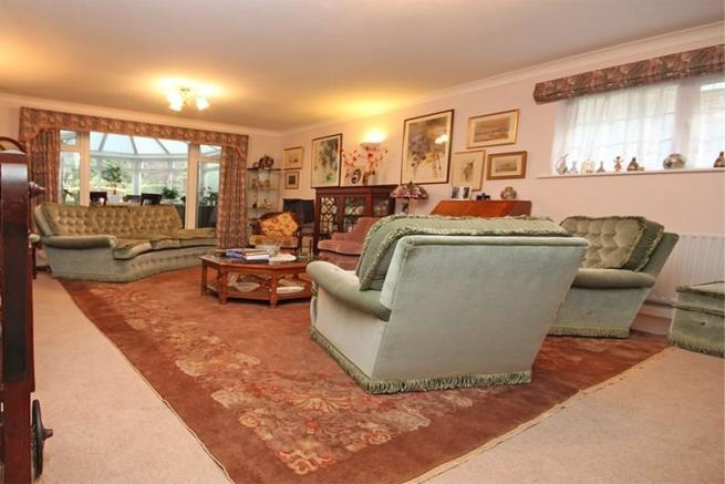 21' living room